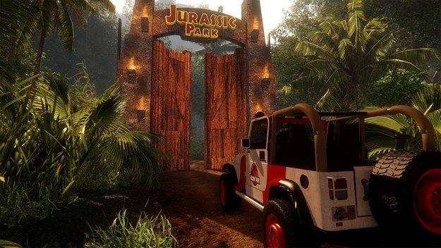 Beim Fan-Projekt Jurassic Dream kommst du aus dem Staunen nicht mehr raus