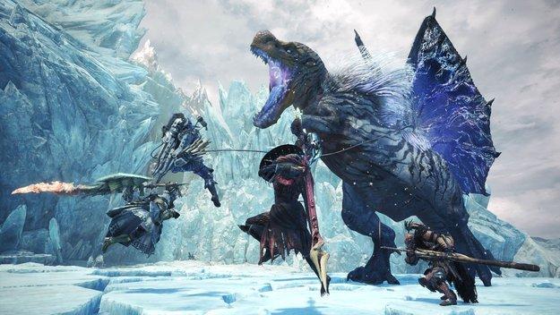 Die Leitlande – Das Endgame von Monster Hunter World: Iceborne erklärt
