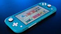 Nintendo Switch Lite im Preisverfall: Beliebte Konsole kurzzeitig besonders günstig