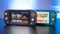Nintendo Switch & Lite: Alle Farben und Designs