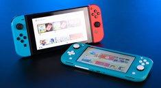 Nintendo Switch Lite vs. Switch – Was sind die Unterschiede?