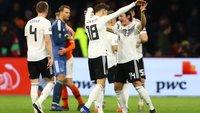 Fußball heute: Nordirland – Deutschland im Live-Stream und TV (EM-Qualifikation)