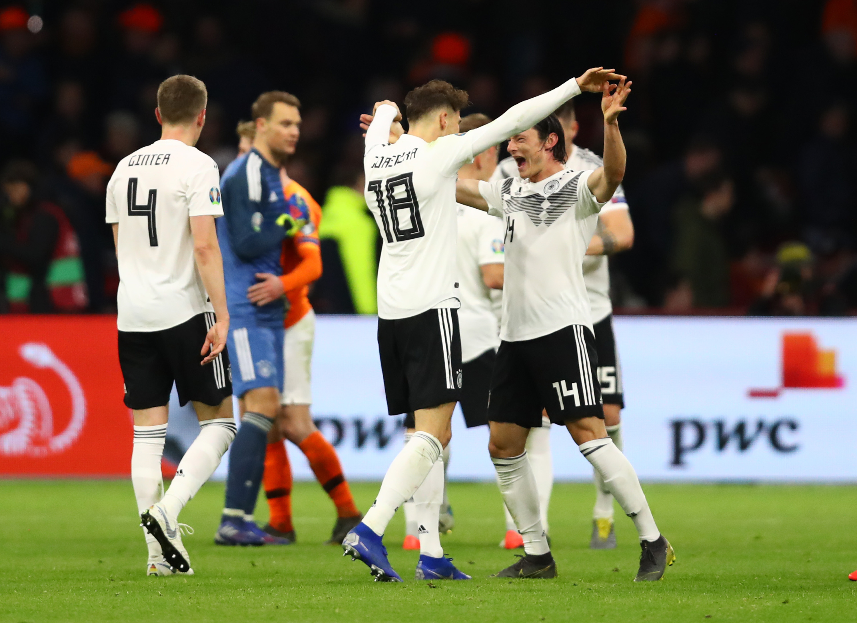 Fussball Heute Nordirland Deutschland Im Live Stream Und