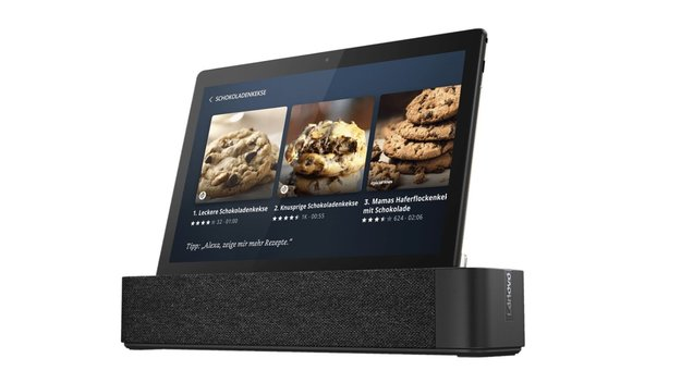 Ab heute bei Aldi: Android-Tablet und Alexa-Lautsprecher vereint – lohnt sich der Kauf?