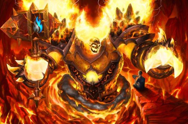 World of Warcraft Classic: Feuerlord Ragnaros bereits besiegt!