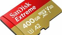Amazon-Angebot: microSD-Karten für Nintendo Switch und Smartphones