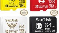 Nintendo Switch: Welche microSD-Karte ist die Beste?