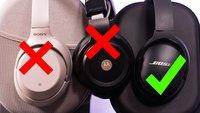 Bluetooth-Kopfhörer: Auf diese kaum bekannte Funktion muss man beim Kauf achten
