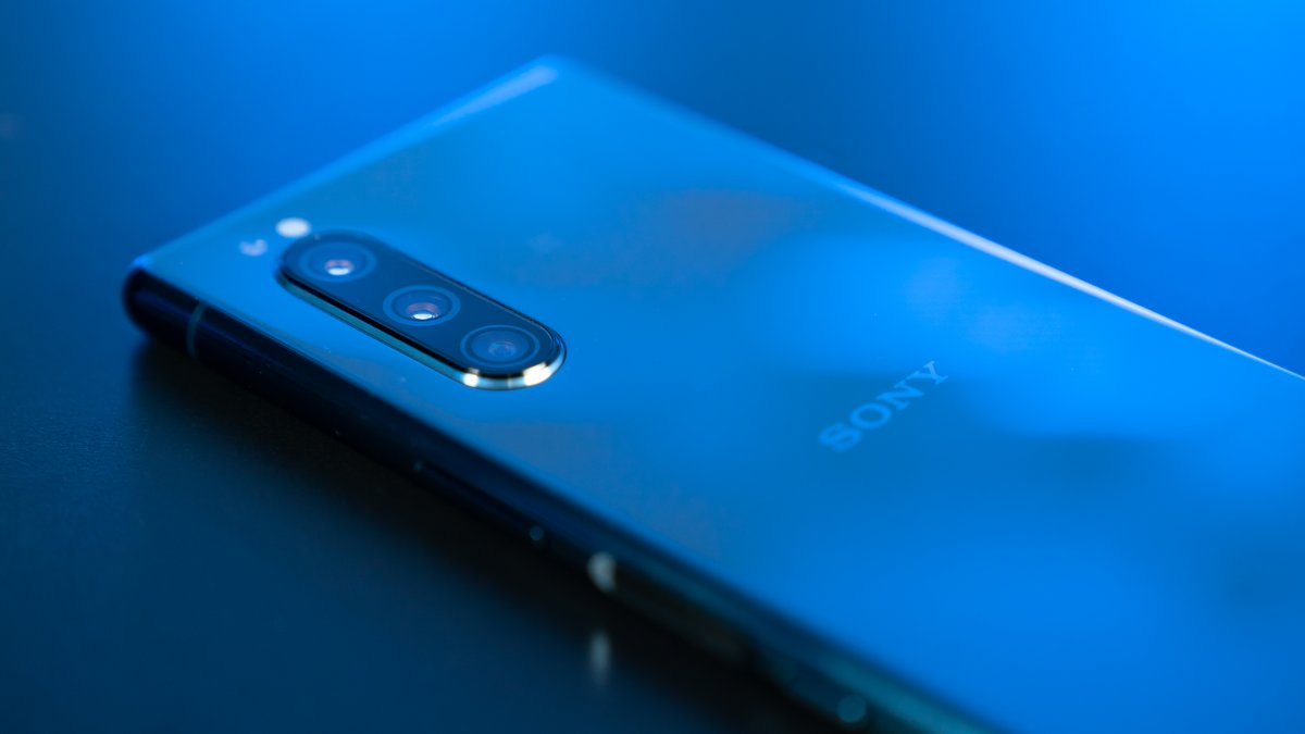 Neues Handy Sony