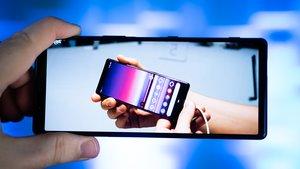 Sony Xperia 1 II: Besondere Funktion soll Kunden vom Top-Handy überzeugen