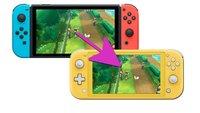 Nintendo Switch: Spiele mit anderer Konsole teilen & gleichzeitig spielen – so geht's