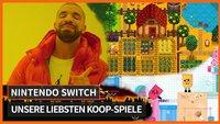 Nintendo Switch: Unsere liebsten Koop-Spiele
