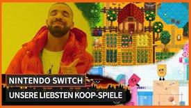 Nintendo Switch: Unsere liebsten Koop...