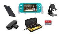 Nintendo Switch Lite: Die 7 besten Zubehör-Teile