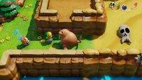 Zelda – Link's Awakening: Durstwüste finden und Walross verscheuchen