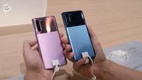 Huawei P30 Pro: Zwei neue Farben und mehr im Hands-On-Video