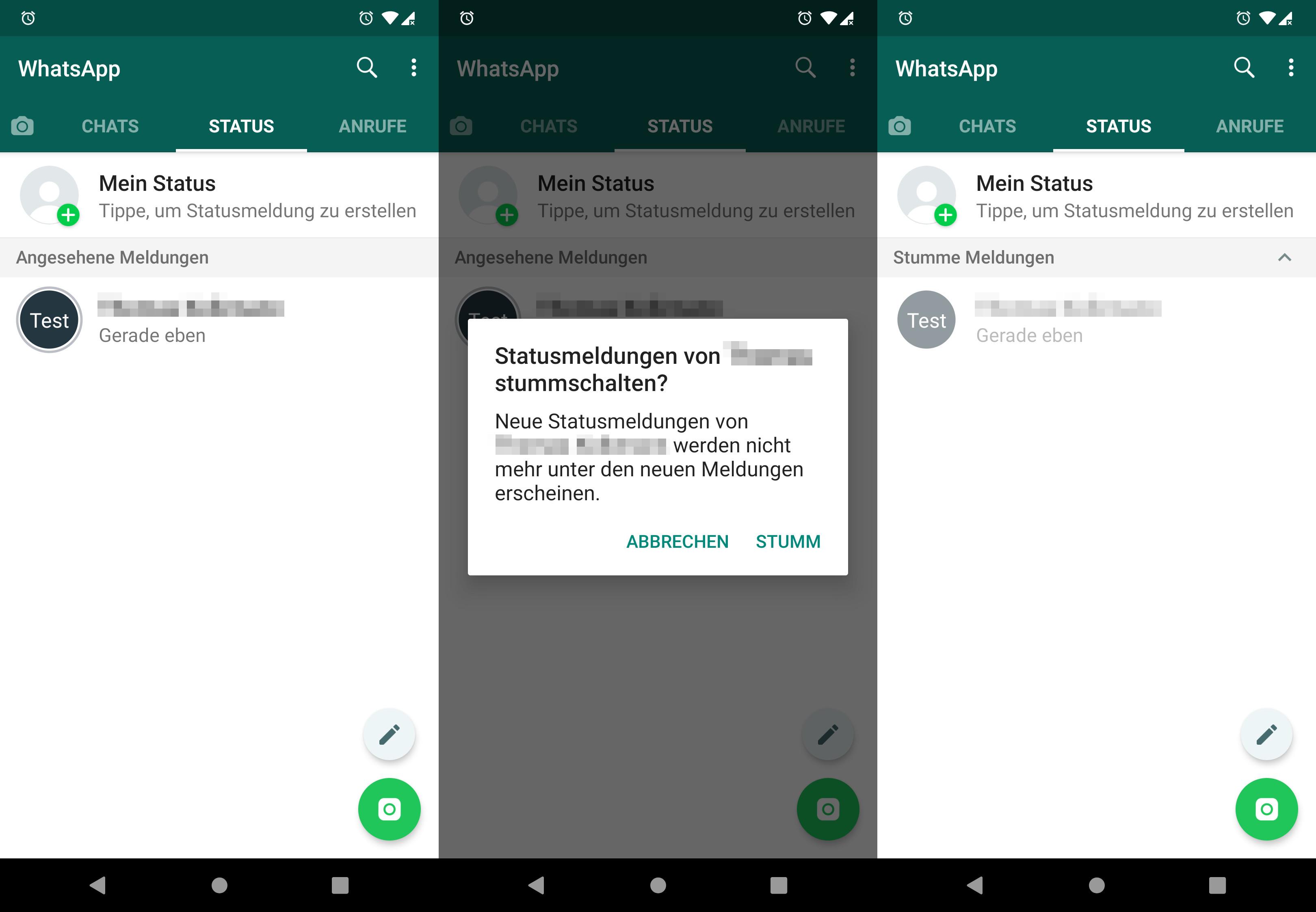 Whatsapp Diese änderung Bringt Ruhe In Die Status Funktion