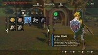 Breath of the Wild: YouTuber beendet Spiel nur mit Schilden und ganz ohne Waffen