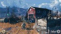 Fallout 76 Spielerin lebt unter der Karte - warum auch nicht?