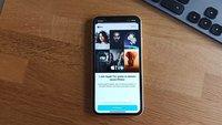 """Apple ohne """"Vision"""": Streaming-Dienst verliert Feature"""