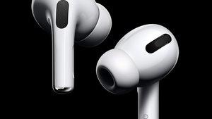 AirPods Pro: Preis, Funktionen und Case der Apple-Kopfhörer
