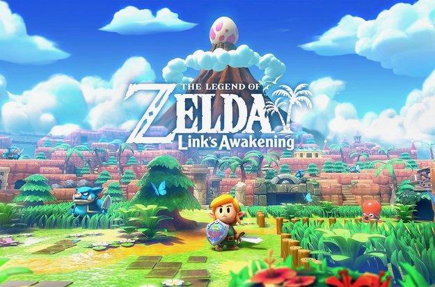 Zelda – Link's Awakening für Nintendo Switch im Preisverfall: So günstig wie nie zuvor