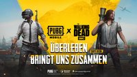 Crossover vor Halloween: The Walking Dead überfallen PUBG MOBILE