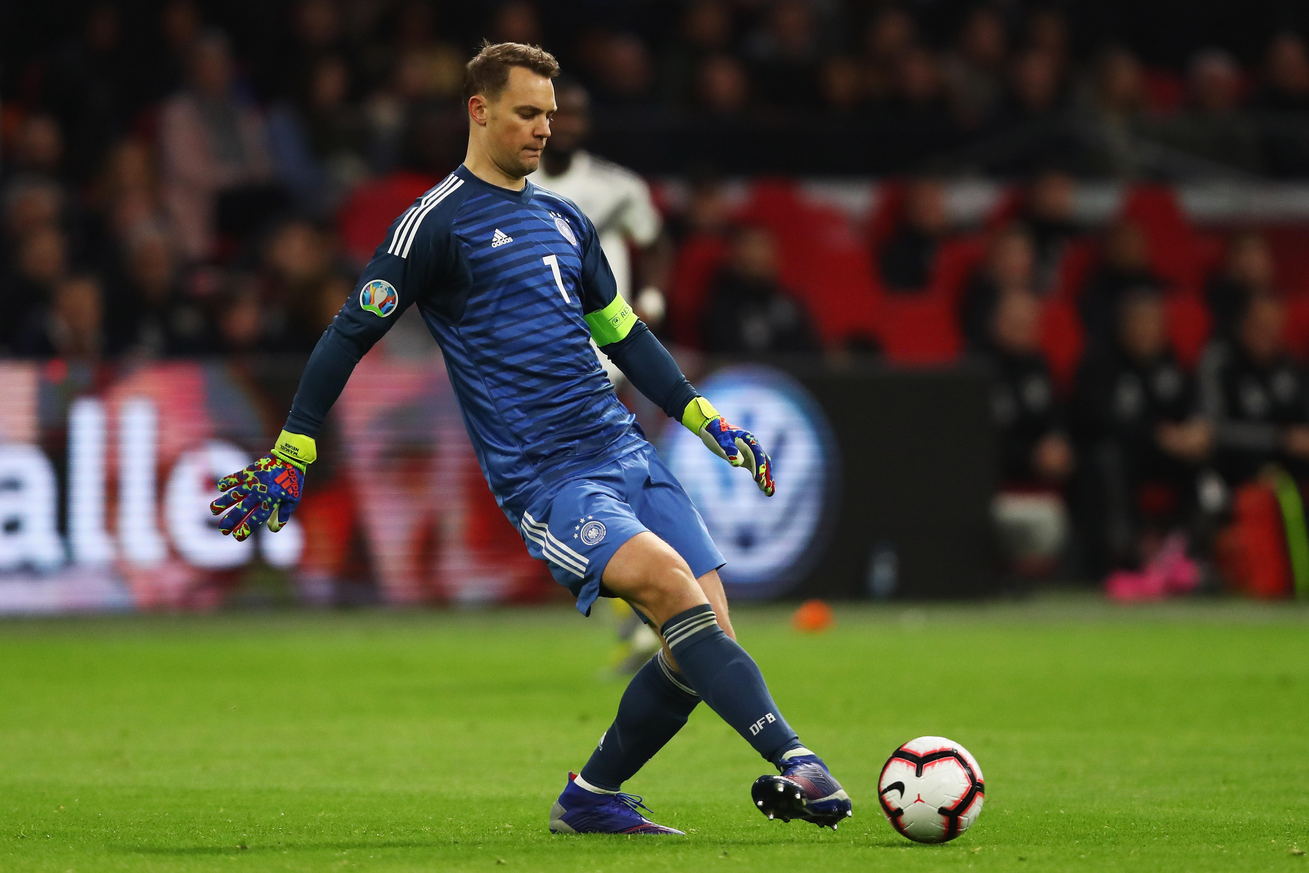 Fussball Heute Em Qualifikation Estland Deutschland Im