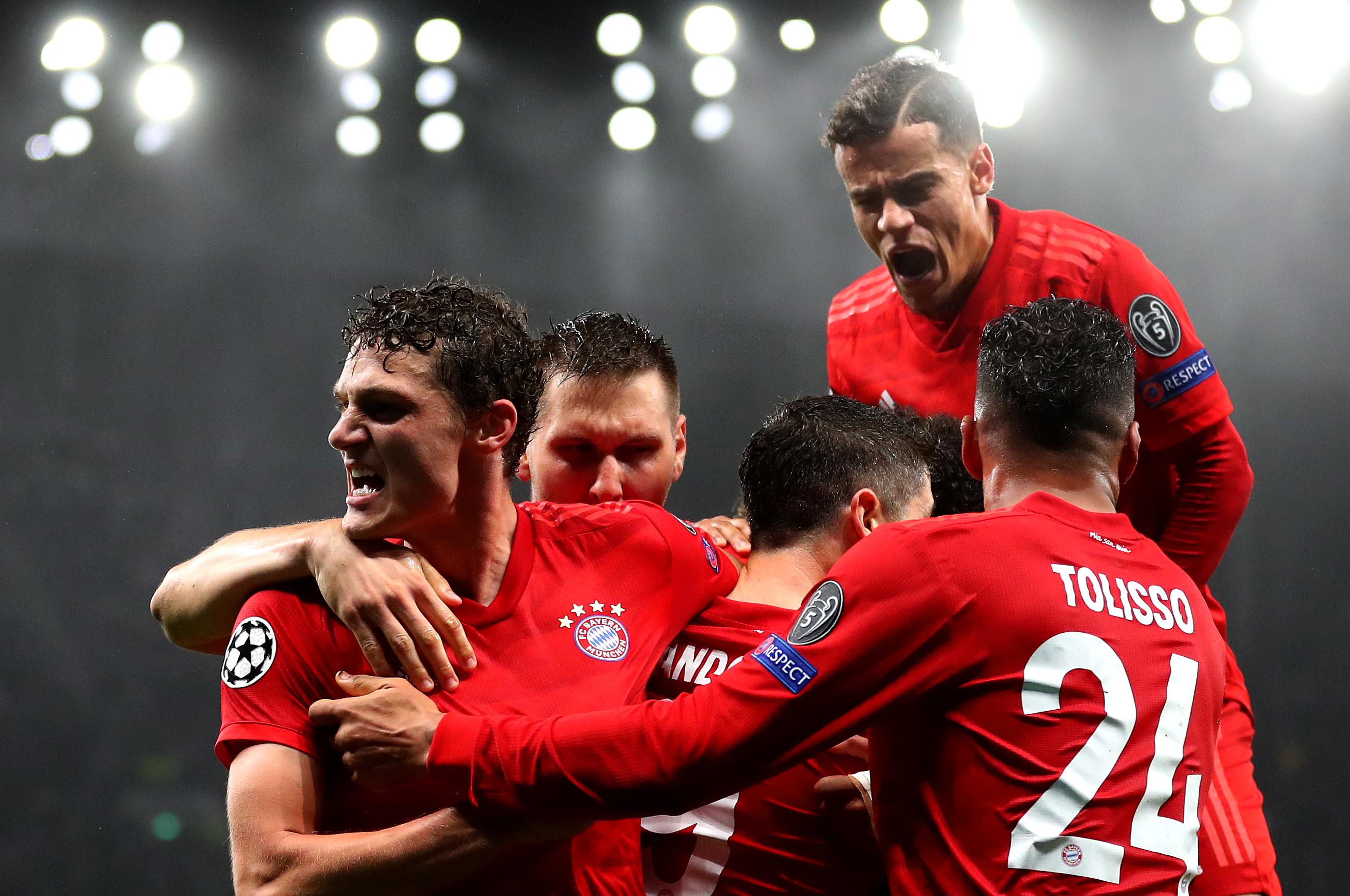 Fussball Heute Vfl Bochum Fc Bayern Munchen Im Live Stream