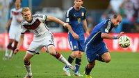 Fußball heute: Deutschland – Argentinien im Live-Stream und TV