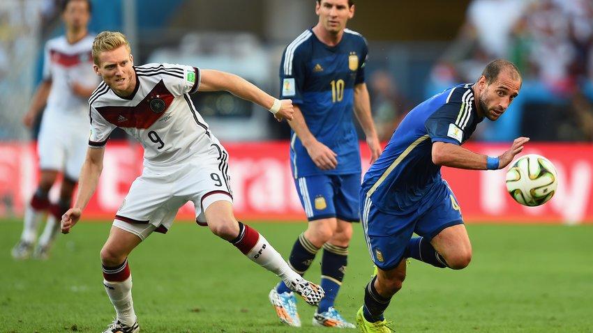 Deutschland Argentinien Live Stream