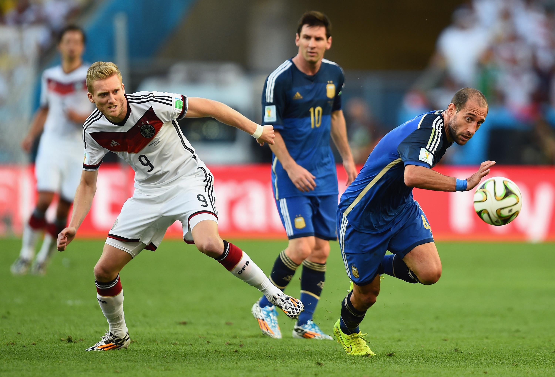 Fussball Heute Deutschland Argentinien Im Live Stream Und Tv