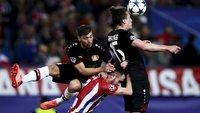 Fußball heute: Atletico Madrid – Bayer 04 Leverkusen – Champions League im Live-Stream und TV