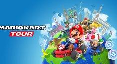 Mario Kart Tour: Freunde finden und Rangliste freischalten