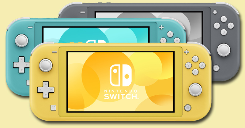 Nintendo Switch Lite im Preisverfall: Gerade so günstig wie nie zuvor