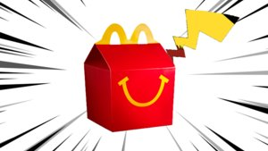 McDonald's: Pokémon sind bald wieder im Happy Meal!