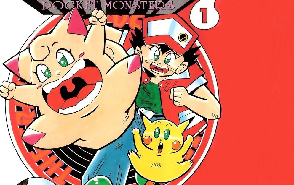 Es heißt Abschied nehmen - Pokémon Manga-Serie endet nach über 20 Jahren