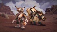 World of Warcraft: Zwei neue, spielbare Rassen angekündigt