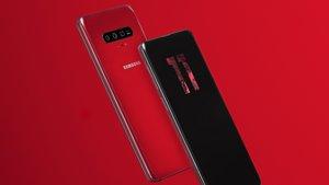 Samsung Galaxy S11: So schön könnte das neue Top-Smartphone aussehen