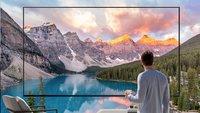 QLED vor dem Aus? So will Samsung den Fernseh-Markt revolutionieren