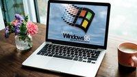 """Absurder """"Speed-Hack"""" in Windows 95: So macht man seinem antiken System Beine"""