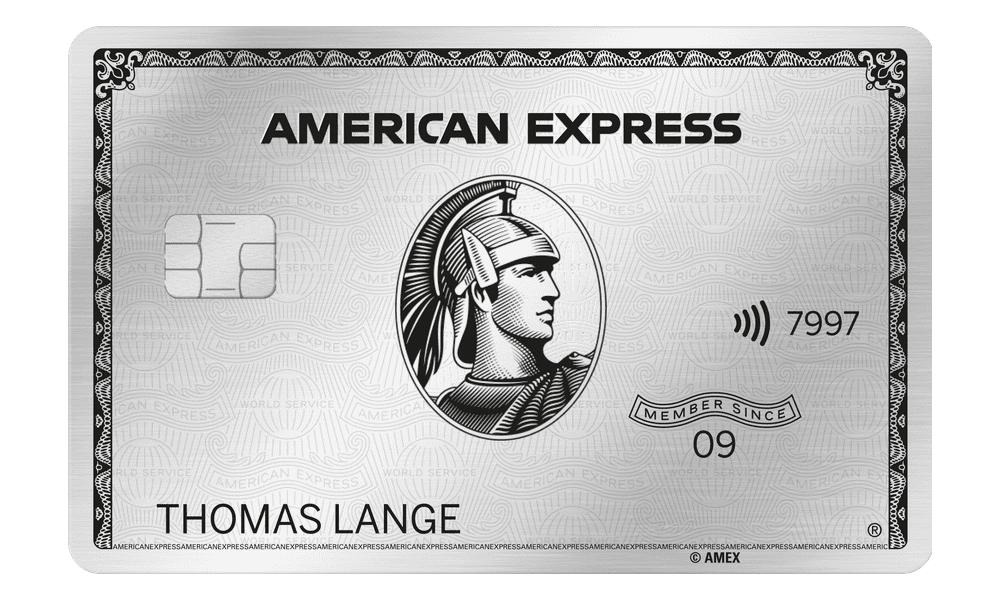 Apple Pay mit Amex Platinum: Premium-Kreditkarte jetzt noch