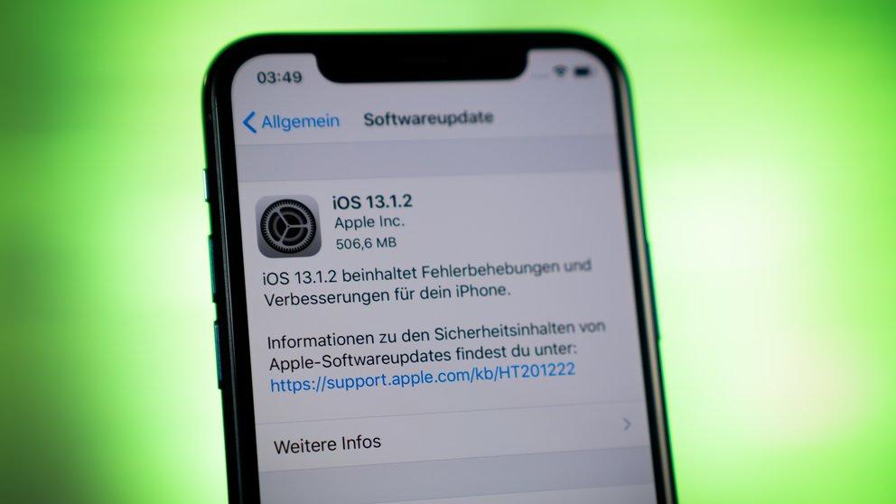 iOS 13 hinkt hinterher: iPhone-Update mit Akzeptanzproblemen