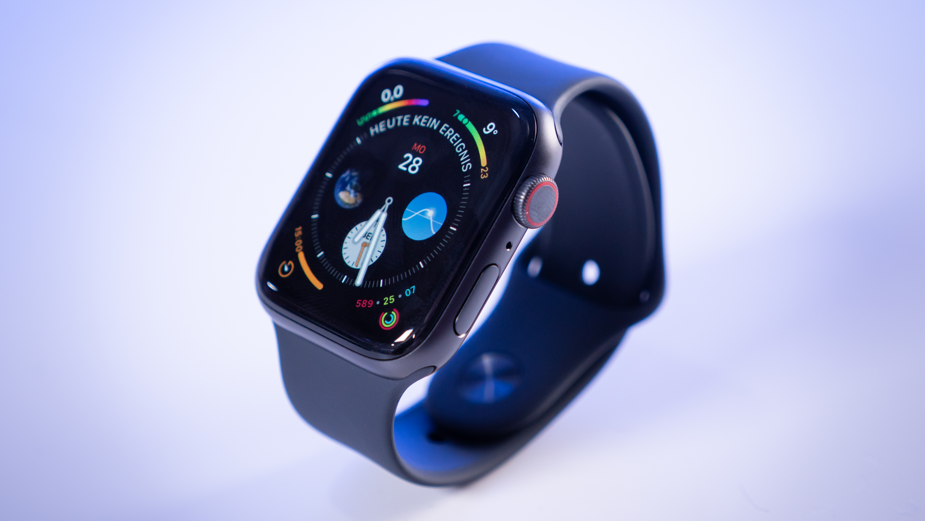 Apple Watch Series 6: Diese Smartwatch säuft ab