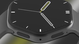 Apple Watch im Sechseck: Smartwatch in skurriler Form