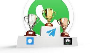 Das können andere Messenger besser als WhatsApp