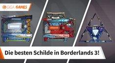 Borderlands 3: Legendäre und einzigartige Schilde - Liste und Fundorte