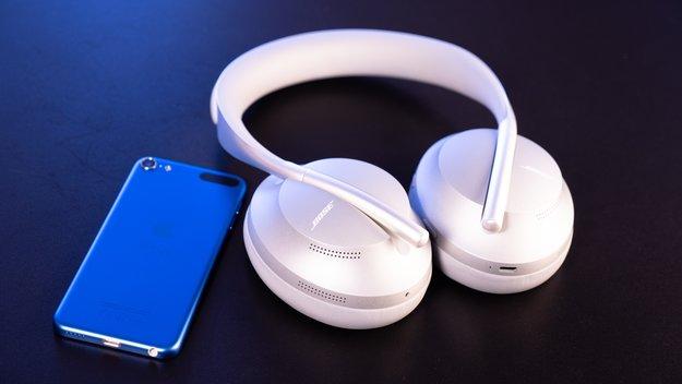 Bose Noise Cancelling Headphones 700 im Test: Leise-Kopfhörer für Reisekoffer