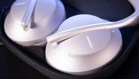 Bose Headphones 700 im Preisverfall: Bluetooth-Kopfhörer mit Noise Cancelling zum Top-Preis