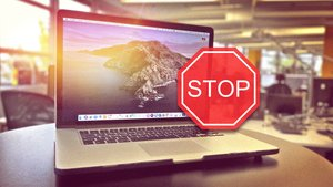 Vergiss es, Apple: macOS Catalina kommt nicht auf mein MacBook!